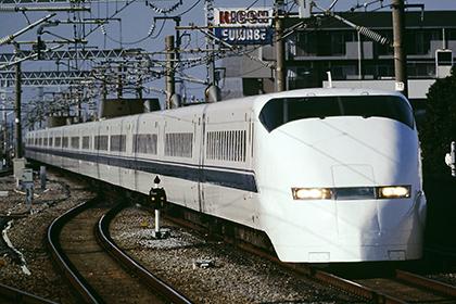 撮影 東海道 地 線